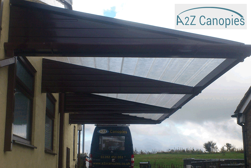 Example A-Frame Canopy