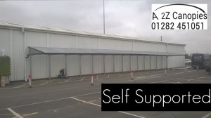Industrial Commercial Canopies